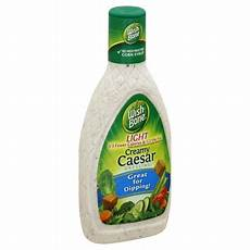 Light Caesar Dressing Wish Bone Light Creamy Caesar Dressing 15 Fl Oz Bottle