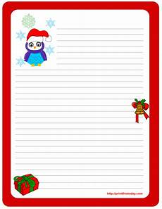 Free Printable Christmas Stationery Owl Christmas Printable Stationery Bookmarks Candy