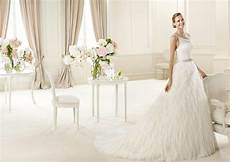 billige bryllupsideer pronovias presents the uldar wedding dress dreams 2013