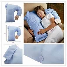 soft u shape boyfriend arm pillow sleeping bed hug