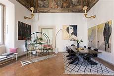 16th century palazzo combines frescoes and modern