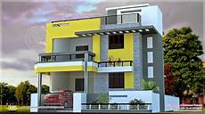 Floor Plans For Houses In India India House Plan In The Modern Style House Design Plans