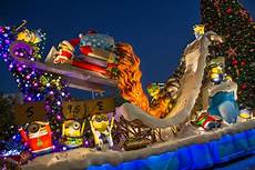 Christmas Light Expo 2018 Universal S Holiday Parade Featuring Macy S Universal