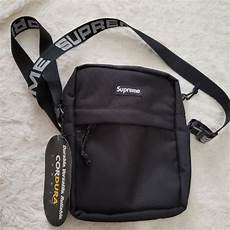 supreme bag supreme shoulder bag ss18 bags strictlypreme