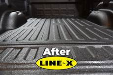 how much does a line x bed liner cost line x of south