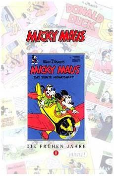 Micky Maus Malvorlagen Terbaik Micky Maus Die Fr 252 Hen Jahre By Egmont Ehapa Verlag Gmbh