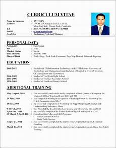 Resume Of Job Application 12 13 Cv Formats Samples Loginnelkriver Com