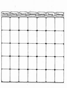 Free Blank Calendar Pages Connie S File Cabinet Monthly Blank Calendar Pages For A Year