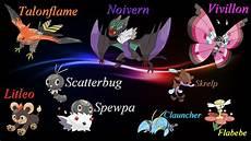 Spewpa Evolution Chart Pokemon X And Y E3 And Corocoro Magazine Reveals The