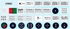 Binocular Size Chart Ophthalmic Amp Optic