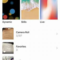 Iphone Live Vs Dynamic Wallpaper by How To Set And Use Live Wallpapers On Your Iphone
