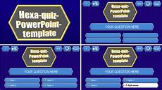 Powerpoint Template Quiz Quiz Template Hexa Download Ppt Themes