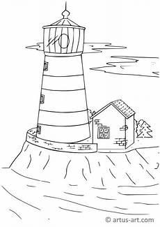 leuchtturm ausmalbild 187 gratis ausdrucken ausmalen