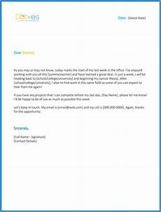 End Of Letter Closings Internship Thank You Letter 5 Letters You Should Consider