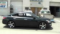 2013 Nissan Altima Rims by 22 Quot Inch Str 607 Machine Wheels 2013 Nissan Altima