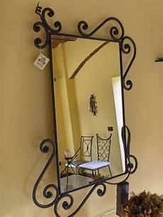 cornici in ferro battuto specchi in ferro battuto la casa ferro battuto