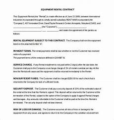 Rental Agreement Template Word Document Rental Agreement Template 20 Free Word Excel Pdf