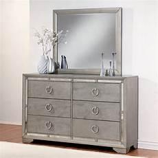 abbyson living bridgette 6 drawer dresser with mirror hm