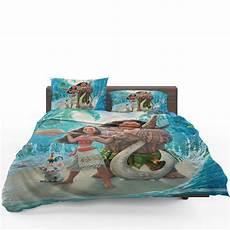 disney moana theme bedding set ebeddingsets