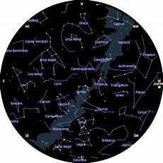 Northern Hemisphere Star Charts