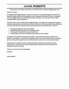 Cover Letter For Site Supervisor Best Supervisor Cover Letter Examples Livecareer