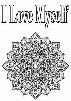 Mandala Malvorlagen Quotes Color Me Happy The Letters Of Gratitude Letter Of