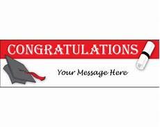 Congratulations Graduate Banner Graduation Flags Amp Banners