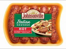 Fresh Italian Hot Sausage Links   Johnsonville.com