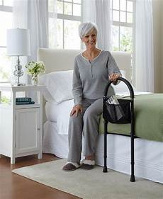 bed assist bar safety side rails help adults seniors