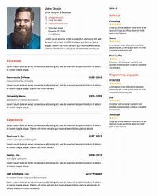Resume Buildre Resume Builder Wordpress Eklentisi Wordpress Org