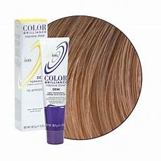 Ion Hair Color Chart Ion Color Brilliance Intensive Shine Demi Permanent Creme