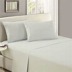 mellanni 1800 collection bed sheet set review 2019