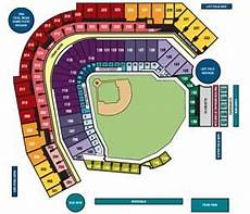 Pittsburgh Pirates Virtual Seating Chart Guide To Pnc Park Cbs Pittsburgh