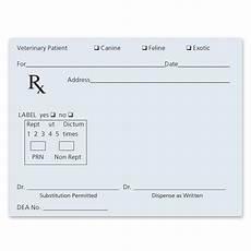 Doctor Prescription Pad Tamper Resistant Prescription Pads Rx Plus