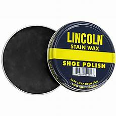 What Color Shoe Polish For Light Brown Shoes Lincoln Stain Wax Shoe Polish 3 Oz Black Brown Neutral