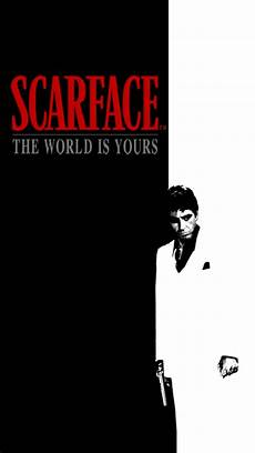 Iphone Wallpaper Black History by Scarface Iphone 3wallpapers Parallax Favor Tattos In