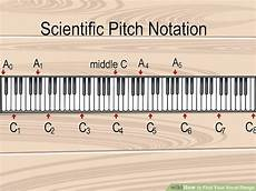 Octave Range Chart 6 Easy Ways To Find Your Vocal Range With Pictures