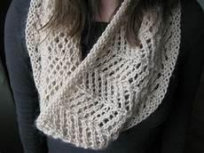 pattern lace cowl pdf knitting pattern easy lace knitting