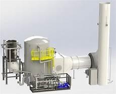 Acid Gas Incinerator Design Application Ceramic Tile Kiln