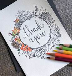 Make Thank You Cards Free 5 Ways To Fill Your Heart And Your Home With Gratitude