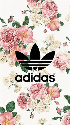 Iphone 11 Wallpaper Floral by Floral Adidas Wallpaper Backgrounds In 2019
