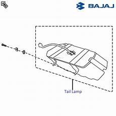 Light Cylinder Pulsar Bajaj Pulsar 220f Dts I Lamp