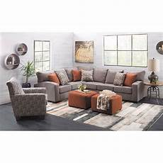 2pc endurance sectional w laf sofa simmons upholstery