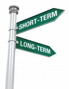 Short Term Goal And Long Term Goal For It Professional Why You Need To Think Long Term For Your Seo Campaign
