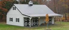 Custom Equine Design Barns Custom Post Frame Horse Barns Conestoga Buildings