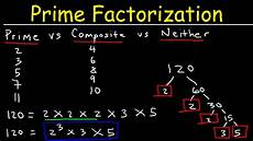 What Is Prime Factorization Prime Factorization Explained Youtube