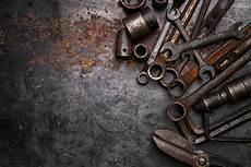 Entrosten Werkzeug by Altes Werkzeug Entrosten Anleitung Mit Tipps