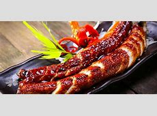 Grilled Unagi   Japanese Barbecued Eel   SABER Barbecue Blog
