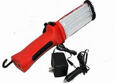 Magnetic Mechanic Light 84cps Bright Led Rechargeable Cordless Trouble Mechanic