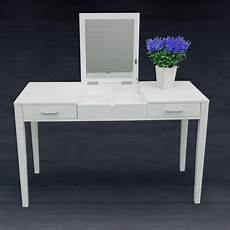 homcom 2 drawer dressing table with mirror reviews